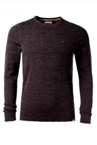 Ethan Plain Crew Neck Pull Over Jumper