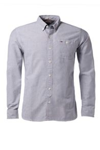 Georgetown Plain Slim Fit Long Sleeve Shirt