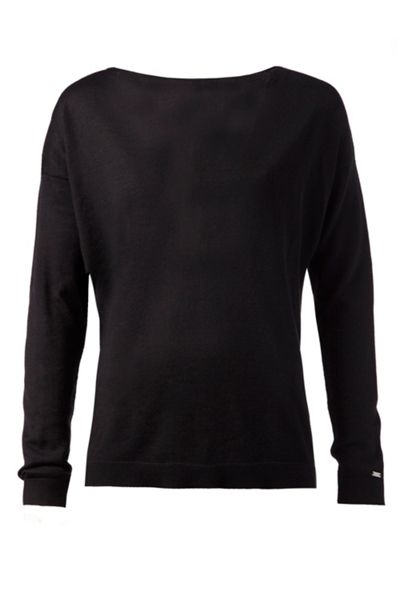 Tommy Hilfiger Rabi Sheer Sweater