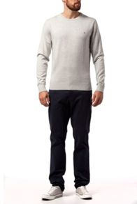 Fran Plain Crew Neck Jumper