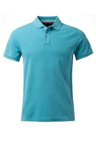 Tommy Hilfiger Classic Heather Plain Slim Fit Polo Shirt