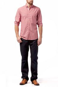 Koby Gingham Long Sleeve Shirt