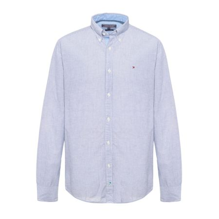 Tommy Hilfiger Stripe Classic Fit Long Sleeve Button Down Shirt
