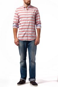 Nardo Stripe Long Sleeve Shirt