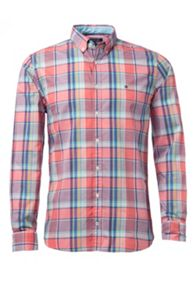Aiden Check Long Sleeve Shirt
