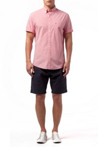 Devan Check Short Sleeve Shirt