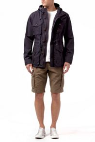 Taylor Casual Button Field Jacket