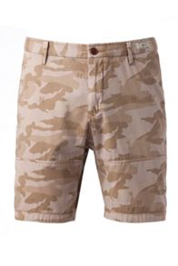 Brooke Camo Canvas Shorts