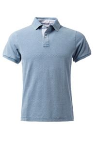 Alan Stripe Regular Fit Polo Shirt