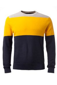 Tommy Hilfiger Boris Plain Crew Neck Jumper