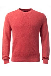 Tommy Hilfiger Dunford Plain Crew Neck Jumper
