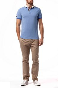 Venice Plain Slim Fit Polo Shirt