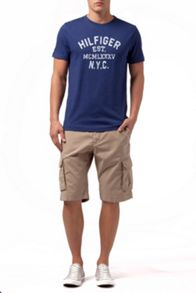 Tommy Hilfiger John Boston Twill Chino Shorts