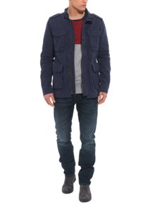 Tommy Hilfiger Padget Casual Full Zip Field Jacket