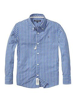 Tommy Hilfiger Boys Booth Check Shirt
