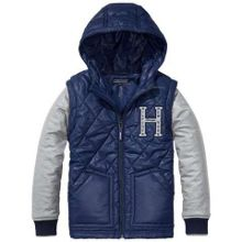 Boys Reno Combi Jacket
