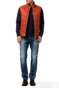 Bay Casual Full Zip Gilet