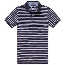 Tommy Hilfiger Stripe Polo Slim Fit Polo Shirt