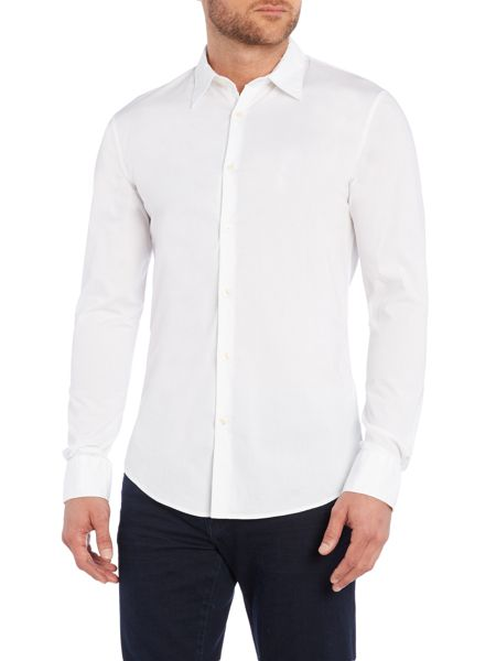 Scotch & Soda Classic Long Sleeve Shirt