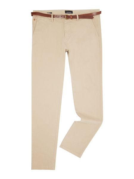 Scotch & Soda Slim fit dyed chino pant