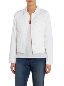 Calvin Klein Debby trucker denim jacket