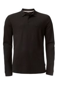 Calvin Klein Jacoby refined pique chest logo polo