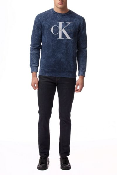 Calvin Klein Hinter long sleeve sweatshirt