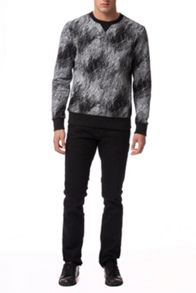 Calvin Klein Headup long sleeve sweatshirt