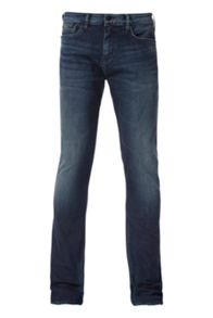 Calvin Klein Slim straight - blue valley jeans