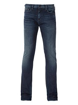 Slim straight - blue valley jeans