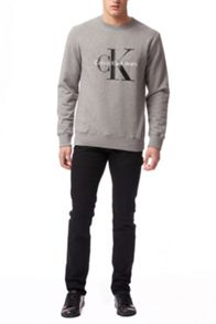 Calvin Klein Crew neck hwk true icon sweatshirt