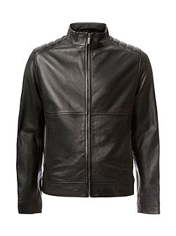 Leam leather jacket