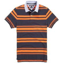 Bernhard Pattern Polo Regular Fit Polo Shirt