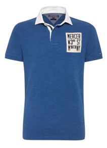 Tori Logo Polo Regular Fit Polo Shirt