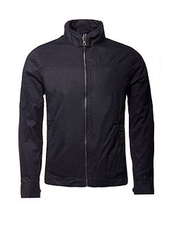 Adel Casual Full Zip Bomber Jacket