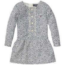 Tommy Hilfiger Girls Vicky Dot Dress