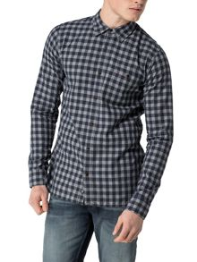 Tommy Hilfiger Alabama Check Long Sleeve Shirt