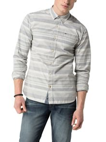 Arthur Stripe Long Sleeve Shirt