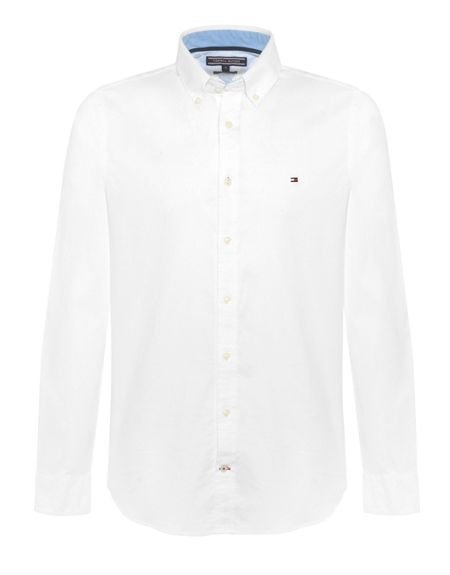 Tommy Hilfiger Stretch Oxford Slim Fit Shirt