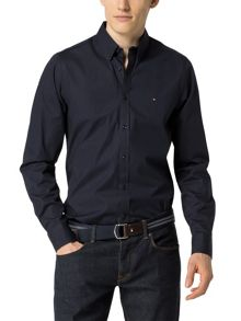 Stretch Poplin Shirt