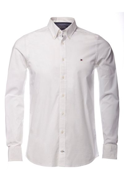 Tommy Hilfiger Stretch Poplin Shirt