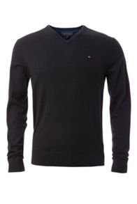 Pima Cashmere V-Neck Sweater