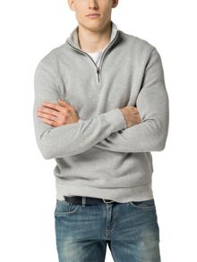 Tommy Hilfiger Hampton Zip mock Jumper