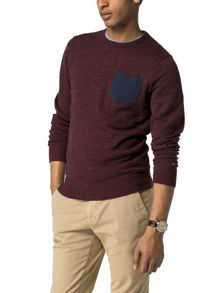 Tommy Hilfiger Mizner crew neck sweater