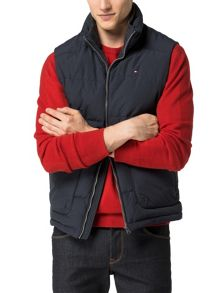 Michah Down Vest