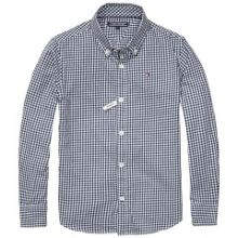 Boys Yard Gingham Shirt