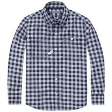 Boys Double Check Shirt