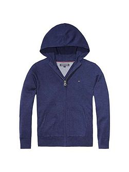 Boys Tommy Zip Cardigan
