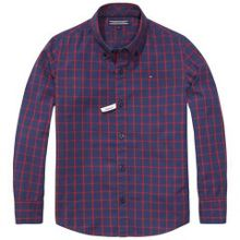 Boys River Check Shirt