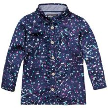 Tommy Hilfiger Girls Mini Hearts Shirt